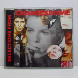 DAVID BOWIE - Selections From Changesbowie (UK PROMO CD)