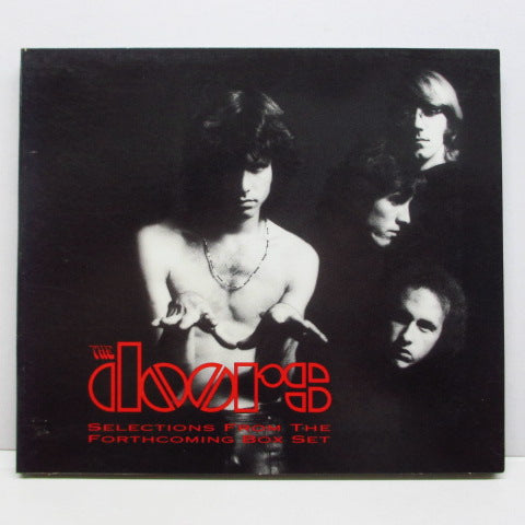 DOORS - Selections From The Forthcoming Box Set (US PROMO)