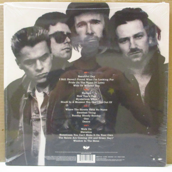 U2 - U218 Singles (UK/EU Orig.2 x LP)