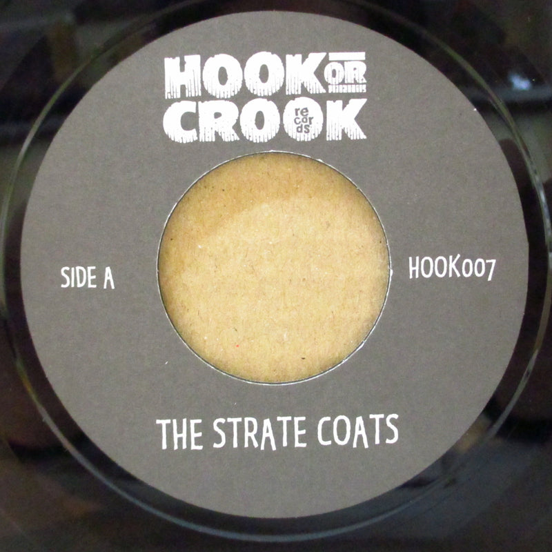 "STRATE COATS, THE - S.T. (US Orig.7"")"