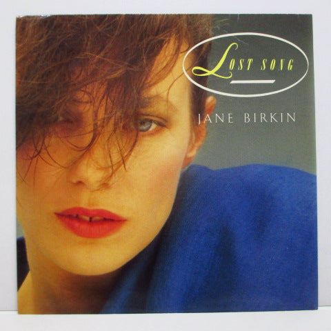 "JANE BIRKIN - Lost Song (France Orig.7""+PS)"
