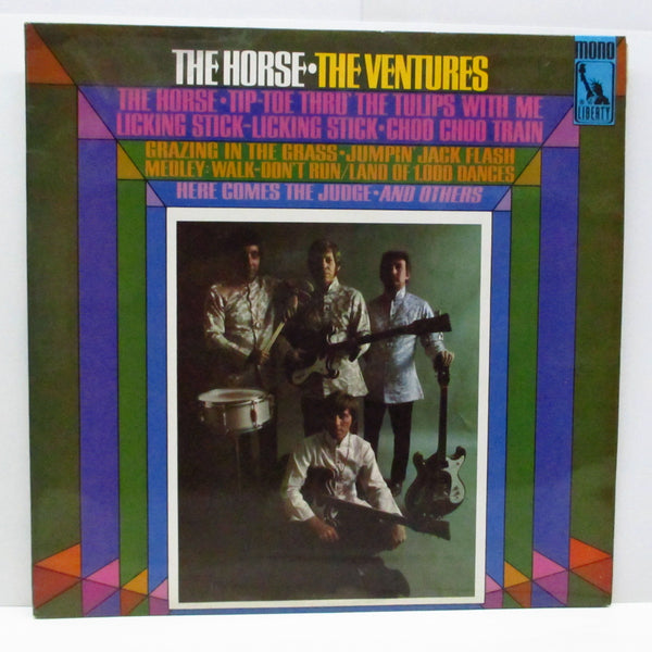 VENTURES - The Horse (UK Orig.Mono LP/CS)