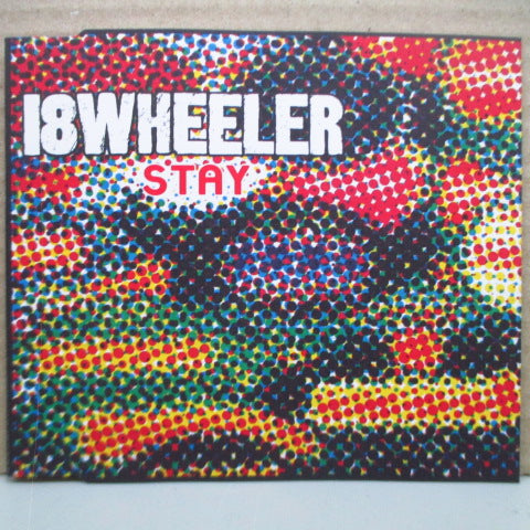 18 WHEELER - Stay (UK Promo.CD-EP)