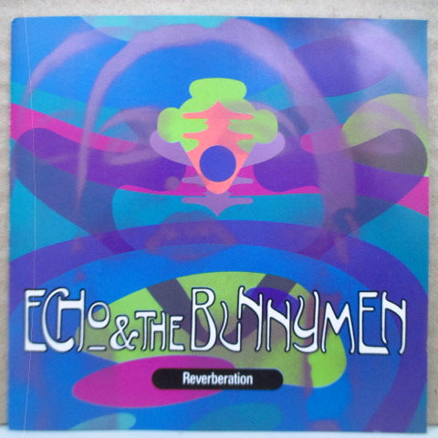 ECHO & THE BUNNYMEN - Reverberation (US Orig.CD)