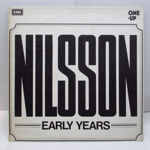 NILSSON (ニルソン)  - Early Years (UK Re LP/Textured CVR)