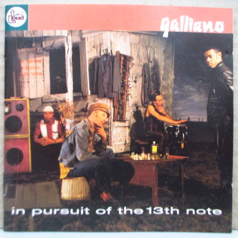 GALLIANO - In Pursuit Of The 13th Note (UK Orig.CD)
