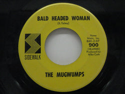 MUGWUMPS - Bald Headed Woman