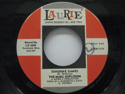 MUSIC EXPLOSION - Sunshine Games / Can't Stop Now