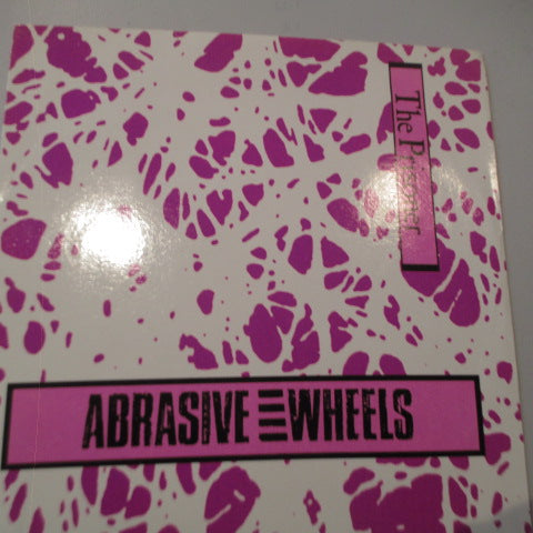 "ABRASIVE WHEELS - The Prisoner (UK Orig.7"")"