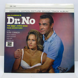 O.S.T. - 007 / Dr.No (UK 70's Reissue )