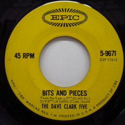 "DAVE CLARK FIVE - Bits And Pieces / All Of The Time (US Orig.7"")"