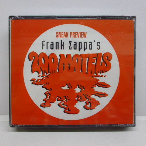 FRANK ZAPPA - 200 Motels (US Advance PROMO)