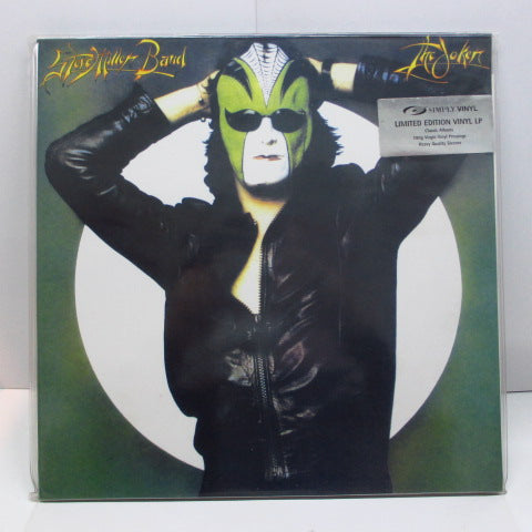 STEVE MILLER BAND - The Joker(UK Simply Vinyl Reissue)
