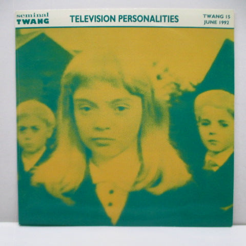"TELEVISION PERSONALITIES - We Will Be Your Gurus  (UK Orig.7"")"