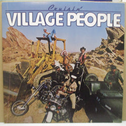 VILLAGE PEOPLE - Cruisin' (3rd) (US Orig.LP)