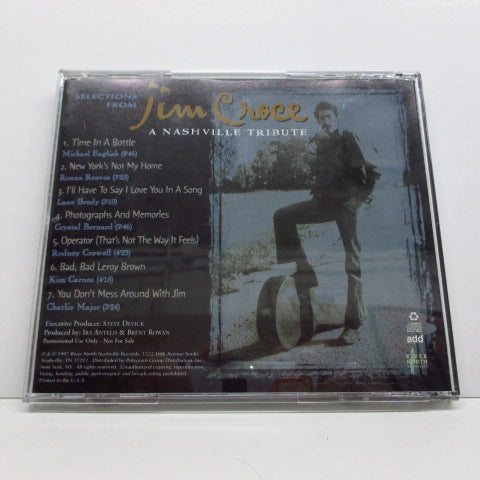 JIM CROCE - Selections From Jim Croce - A Nashville Tribute (US PROMO)