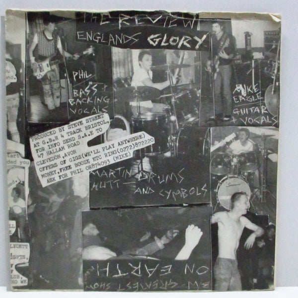 "REVIEW, THE - England's Glory (UK Orig.7"")"