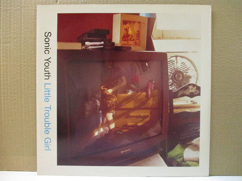 "SONIC YOUTH (ソニック・ユース)  - Little Trouble Girl +2 (UK Orig.12"")"