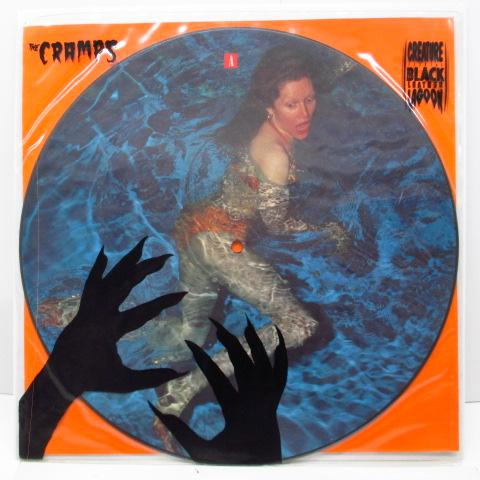 "CRAMPS - Creature From The Black Leather Lagoon +2 (UK Ltd.Picture 12"")"