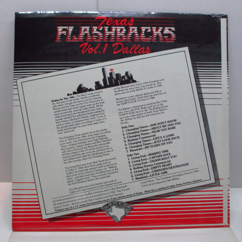 V.A. - Texas Flashbacks Vol.1 Dallas (US Orig.LP)
