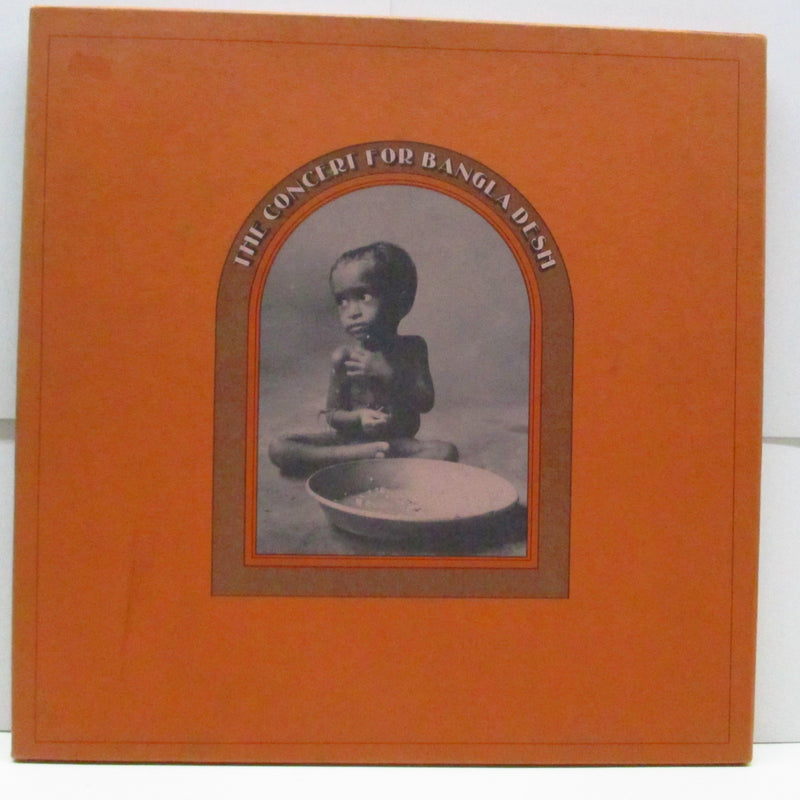 GEORGE HARRISON - The Concert For Bangla Desh (US Orig.3xLP+Booklet/Box Set)