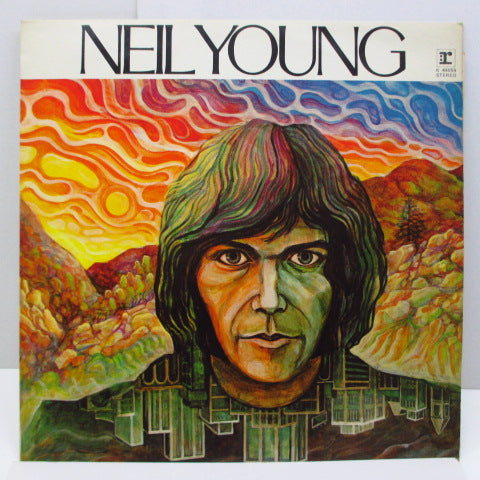 NEIL YOUNG - Neil Young (1st) (UK '71 Re No W Logo/K 44059)