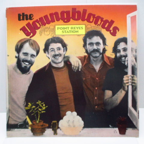 YOUNGBLOODS, THE - Point Reyes Station (UK Orig.LP)