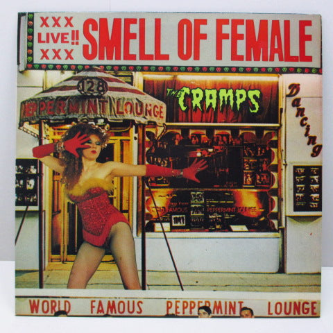 CRAMPS - Smell Of Female (UK Orig.MLP)