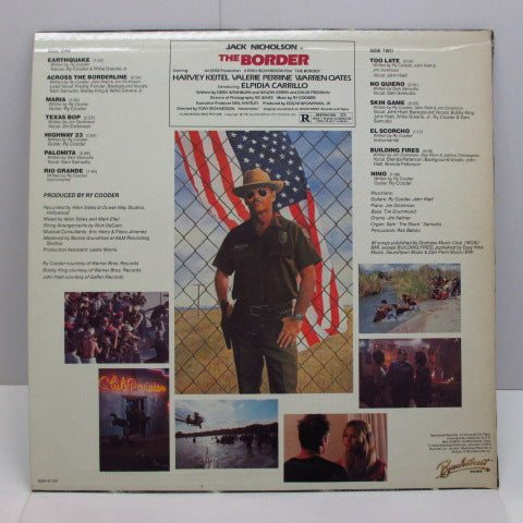 RY COODER - The Border (US:Orig.)