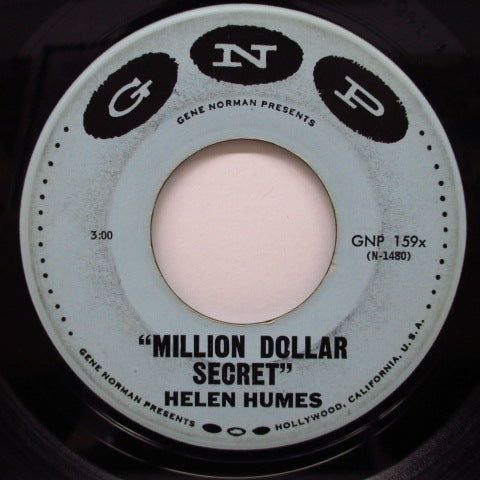 HELEN HUMES - E-Baba-Leba / Million Dollar Secret