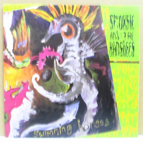"SIOUXSIE AND THE BANSHEES - Swimming Horses (UK Orig.7"")"