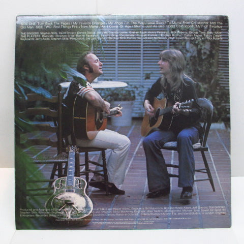 STEPHEN STILLS - Stills (3rd) (UK:Orig.)