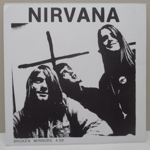 "NIRVANA - Total Fucking Godhead (US Unofficial.7"")"