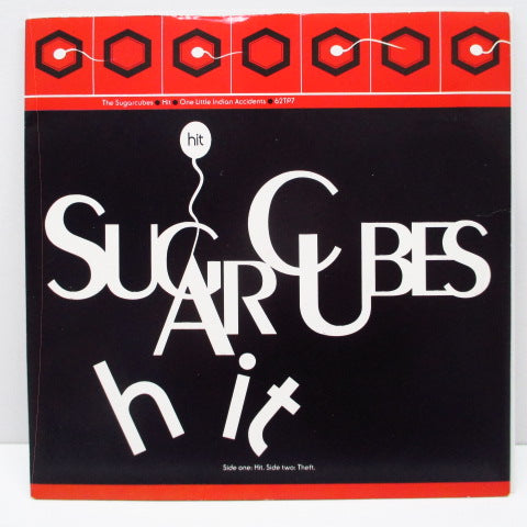 "SUGARCUBES, THE - Hit (UK Orig.7"")"