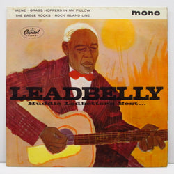 LEADBELLY - Huddie Ledbetter's Best.....(UK EP)