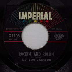 LIL' SON JACKSON - Rockin' And Rollin'