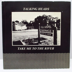 "TALKING HEADS - Take Me To The River (UK Promo.7"")"
