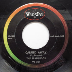 FLAMINGOS - Carried Away ('61 Vee Jay Reissue)