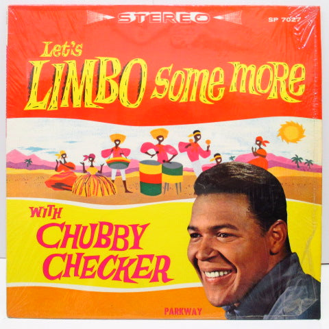 CHUBBY CHECKER - Let's Limbo Some More (US Orig.Stereo LP)