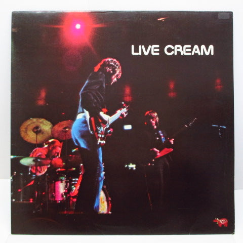 CREAM - Live Cream (UK 70's Reissue/Cream Label)