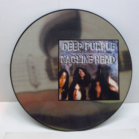 DEEP PURPLE - Machine Head (UK Ltd.Re .Picture LP+Poster/GS)