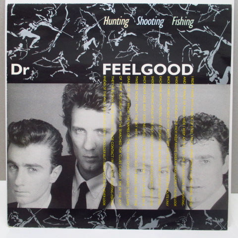"DR.FEELGOOD (ドクター・フィールグッド)  - Hunting, Shooting, Fishing +2 (UK Orig.12"")"