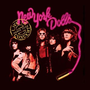 NEW YORK DOLLS - Live In Concert-Paris 1974 (LP/New)