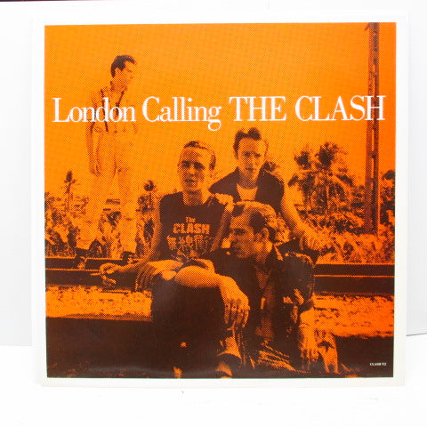 "CLASH, THE - London Calling +3 (UK Orig.12""/CLASH T2 )"