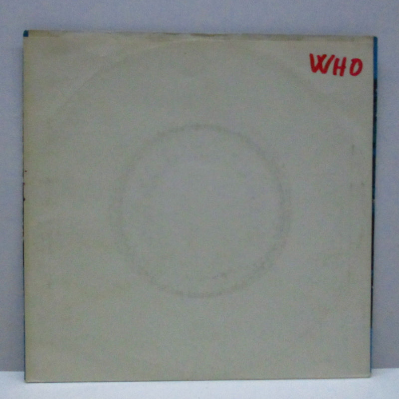 "WHO (フー)  - Let's See Action (Norway Orig.7""+PS)"