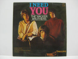 WALKER BROTHERS - I Need You (UK EP)