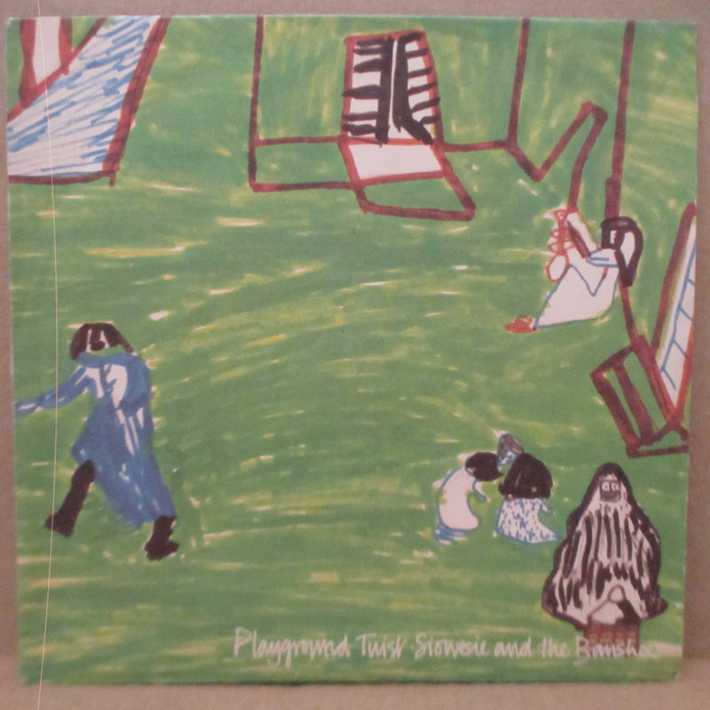 "SIOUXSIE AND THE BANSHEES - Play Ground Twist (UK Orig.7""/Plastic Lbl. Flat Centre)"