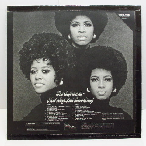 SUPREMES - New Ways But Love Stays (UK:Orig.)