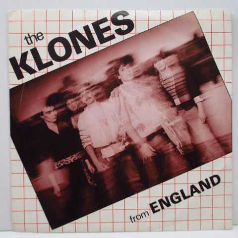 "KLONES, THE - Metal Man (UK Orig.7"")"