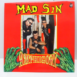 MAD SIN - Amphigory (UK Orig.LP)